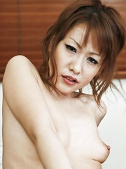 Rika Kurachi Asian takes a shower after is fucked in slit so much - Japarn porn pics at JapHole.com