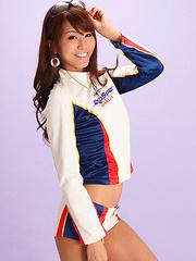 Maya Sano Asian has hard to resist curves in latex for photos - Japarn porn pics at JapHole.com