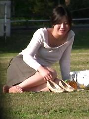 Drunken Pissin' - Japarn porn pics at JapHole.com
