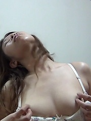 Fingering Just For You - Japarn porn pics at JapHole.com