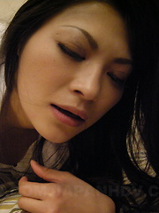 Ryo Sasaki gets orgasm after being toyed with - Japarn porn pics at JapHole.com