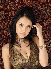 Maria Ozawa innocently posing before fucking.