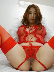 Sexy Mirai Haneda gets pounded and creamed - Japarn porn pics at JapHole.com