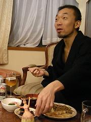 Nasty Kaede Moritaka gets rammed by stranger - Japarn porn pics at JapHole.com