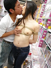 Alluring Ryo gets into hot group bondage sex - Japarn porn pics at JapHole.com