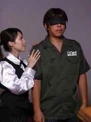 Gorgeous Rino Asuka oils herself up for frisky vibrator play - Japarn porn pics at JapHole.com