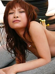Forcing a Japanese girl to cum extremely hard - Japarn porn pics at JapHole.com