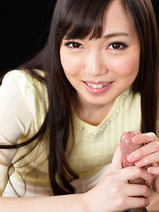 Smiley japanese babe Yada Chiemi - Japarn porn pics at JapHole.com