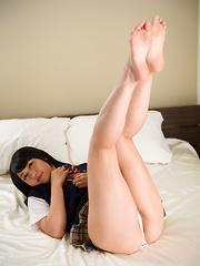 Saionji Reo - Japarn porn pics at JapHole.com