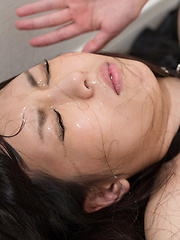 Yada Chiemi face fuck