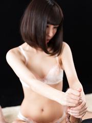Japanese babe Shitou Waka - Japarn porn pics at JapHole.com