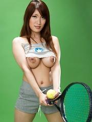 Yume Mitsuki - Japarn porn pics at JapHole.com
