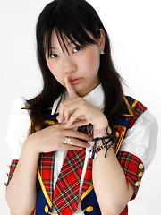 Momoko Miura shows hairy cunt - Japarn porn pics at JapHole.com