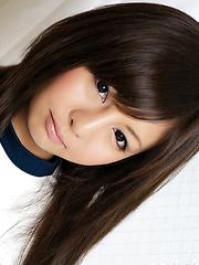 Sweet japanese beauty Hikaru Aoyama - Japarn porn pics at JapHole.com