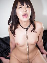 Japanese Momota Mayuka rough face fuck - Japarn porn pics at JapHole.com