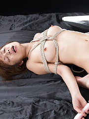 Kai Miharu deep blowjob
