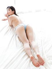 Kasugano Yui legs compilation - Japarn porn pics at JapHole.com