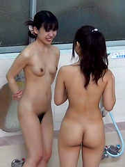 Steamy Streams At A Bathhouse 2 - Japarn porn pics at JapHole.com