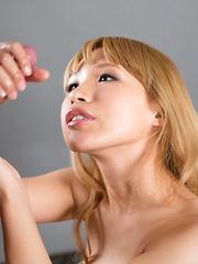 Hotsuki Natsume - Japarn porn pics at JapHole.com