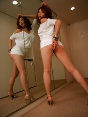 Sakuraba Aya - Japarn porn pics at JapHole.com