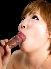 Oshiro Kaede - Japarn porn pics at JapHole.com