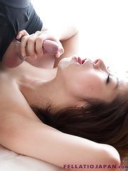 Katou Tsubaki - Japarn porn pics at JapHole.com