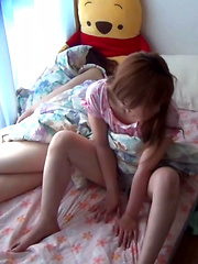 BED WETTING PART 5 - Japarn porn pics at JapHole.com